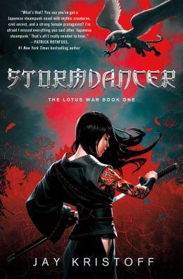 Stormdancer (The Lotus War, Book One)
