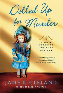 Dolled Up for Murder (Josie Prescott Antiques Mystery Series #7)