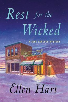 Rest for the Wicked (Jane Lawless Series #20)