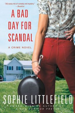 A Bad Day for Scandal (Stella Hardesty Series #3)