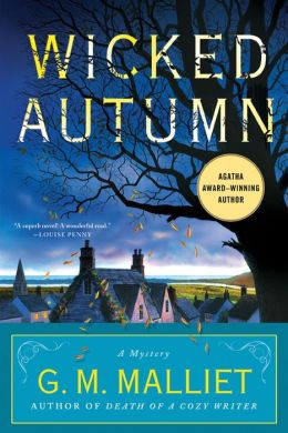 Wicked Autumn (Max Tudor Series #1)