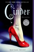 Book Cover Image. Title: Cinder (The Lunar Chronicles Series #1), Author: Marissa Meyer