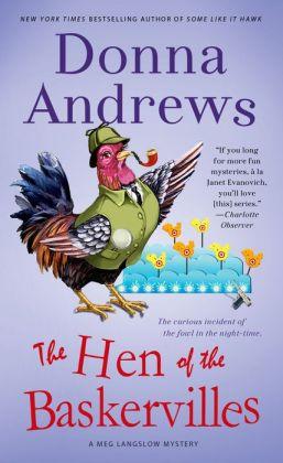 The Hen of the Baskervilles (Meg Langslow Series #15)