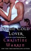 Book Cover Image. Title: Stone Cold Lover, Author: Christine Warren