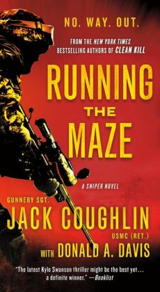Running the Maze (Kyle Swanson Sniper Series #5)