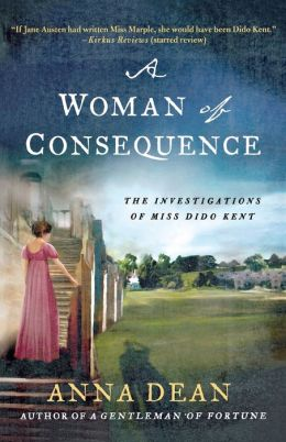 A Woman of Consequence (Dido Kent Series #3)