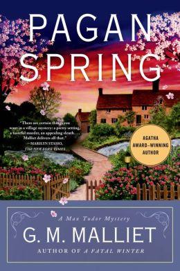 Pagan Spring (Max Tudor Series #3)