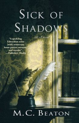 Sick of Shadows (Edwardian Murder Series #3)