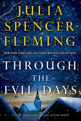 Through the Evil Days (Clare Fergusson/Russ Van Alstyne Series #8)