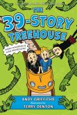 Book Cover Image. Title: The 39-Story Treehouse, Author: Andy Griffiths