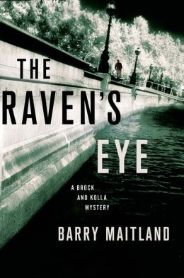 The Raven's Eye (Brock and Kolla Series #12)