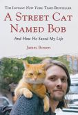 Book Cover Image. Title: A Street Cat Named Bob:  And How He Saved My Life, Author: James Bowen