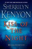 Book Cover Image. Title: Kiss of the Night, Author: Sherrilyn Kenyon