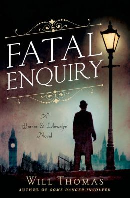 Fatal Enquiry (Barker & Llewelyn Series #6)
