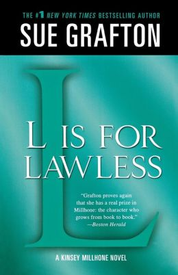 L Is for Lawless (Kinsey Millhone Series #12)