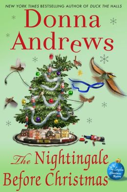 The Nightingale Before Christmas: A Meg Langslow Christmas Mystery