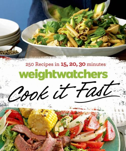 Free audiobooks to download to pc Weight Watchers Cook it Fast: 250 Recipes in 15, 20, 30 Minutes 9781250052957 (English Edition)  by Weight Watchers