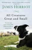 Book Cover Image. Title: All Creatures Great and Small, Author: James Herriot