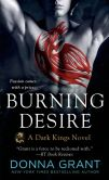 Book Cover Image. Title: Burning Desire, Author: Donna Grant