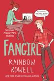 Book Cover Image. Title: Fangirl (B&N Exclusive Collector's Edition), Author: Rainbow Rowell