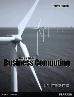 Black & White Business Computing