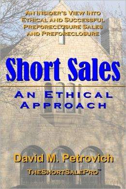Short Sales : An Ethical Approach