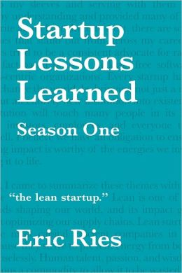 Startup Lessons Learned: Season One