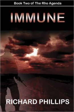 Immune: Book Two of The Rho Agenda