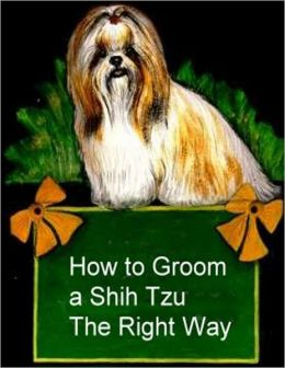 How to Groom a Shih Tzu the Right Way