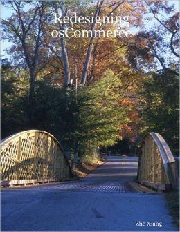 Redesigning OsCommerce