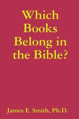 Which Books Belong in the Bible