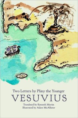 eruption of vesuvius letter from pliny the younger: