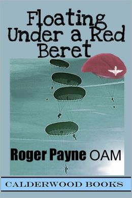Floating Under a Red Beret