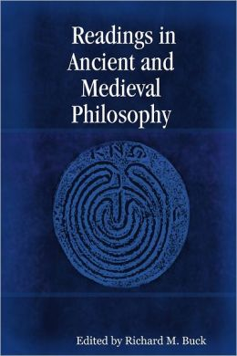 Readings in Ancient and Medieval Philosophy