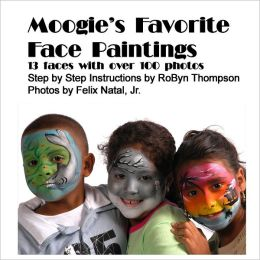 Moogie's Favorite Face Paintings