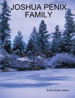 Joshua Penix Family
