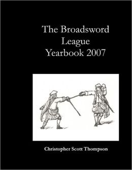 Broadsword League Yearbook 2007