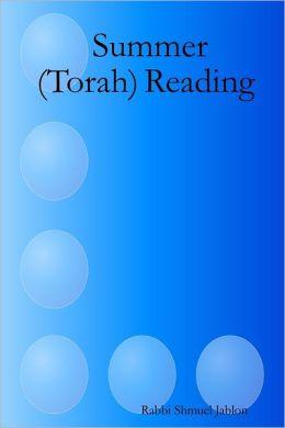 Summer (Torah) Reading