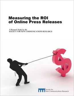Measuring the ROI of Online Press Releases