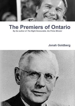 The Premiers of Ontario