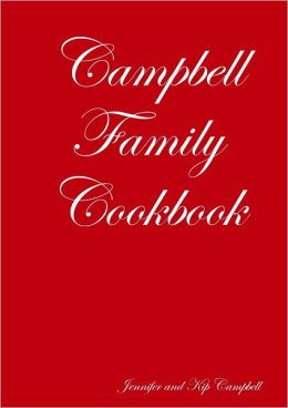 Campbell Family Cookbook