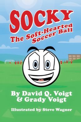 Socky : The Soft-Hearted Soccer Ball
