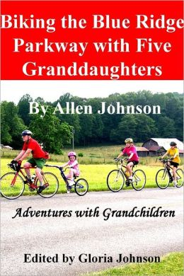 Biking the Blue Ridge Parkway With Five Granddaughters