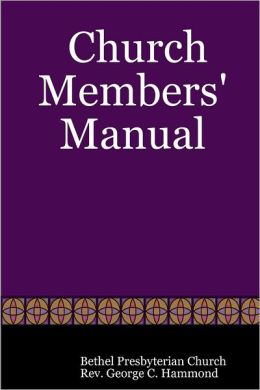 Church Members' Manual