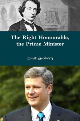 The Right Honourable, the Prime Minister