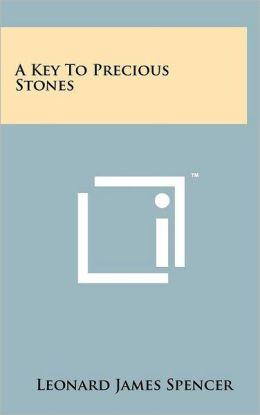 A Key To Precious Stones