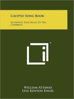Calypso Song Book