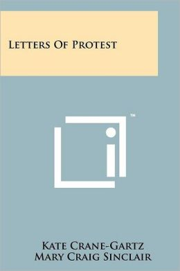 Letters Of Protest