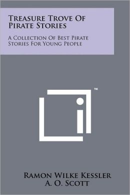 Treasure Trove Of Pirate Stories