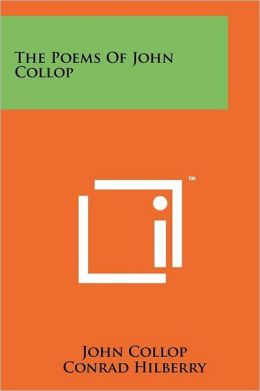 The Poems Of John Collop